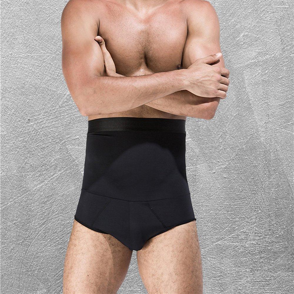 Rera Herren Body Shaper Hohe Taille Figurformend Bauchweg Unterwäsche  Schlanke Tailemieder Funktions Unterhose  Amazon.de  Bekleidung e9c028aee7