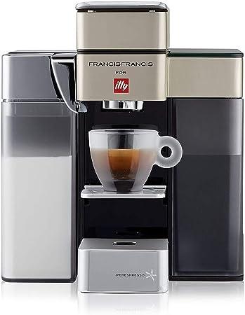 Illy FrancisFrancis! Y5 Milk 60138 Isperespresso - Cafetera con ...