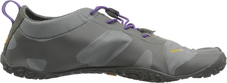 Vibram FiveFingers V-Alpha Womens Walking Shoes SS20-7-7.5 Grey