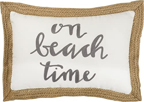 Primitives by Kathy On Beach Time Pillow Home Decor
