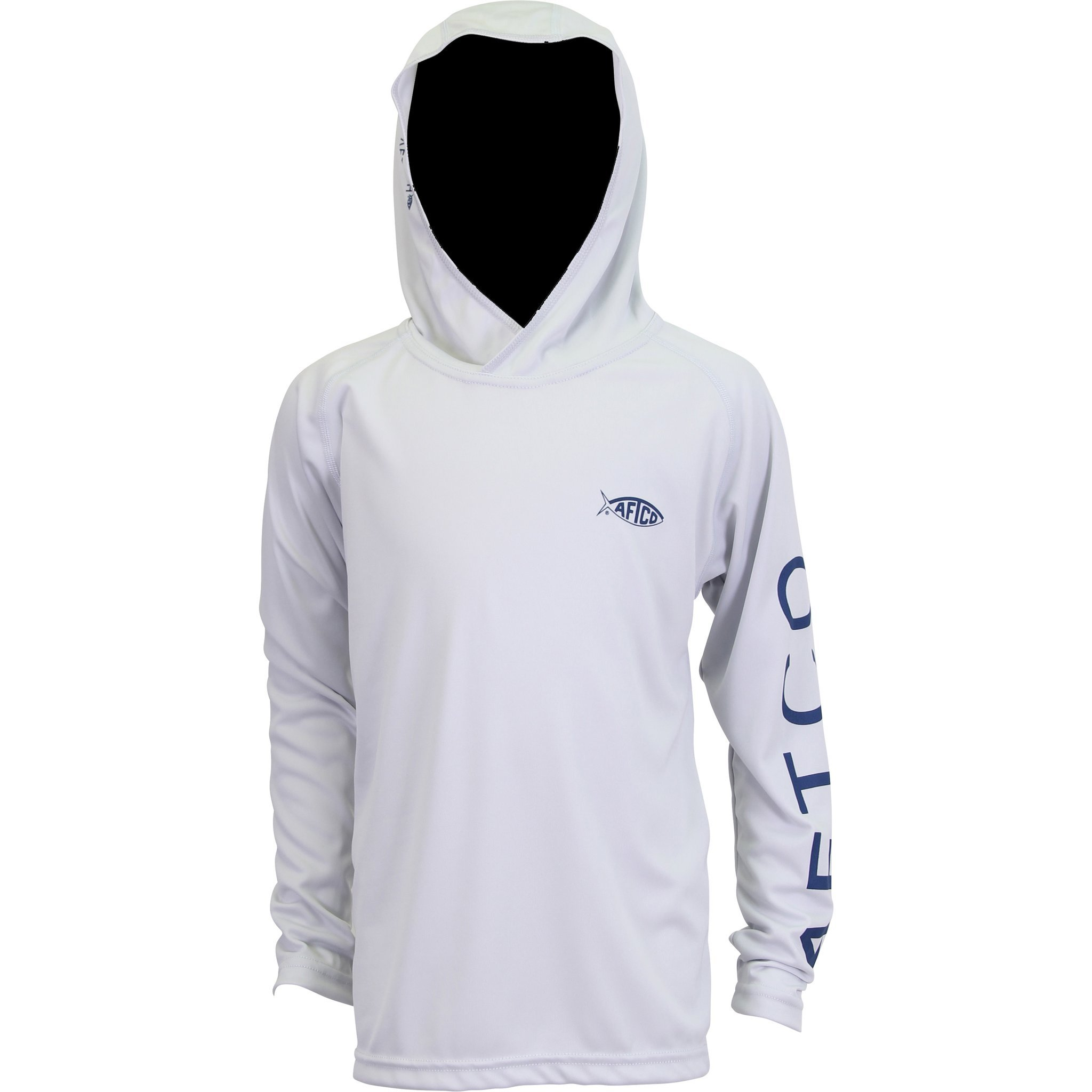 AFTCO Youth Samurai Hooded L/S Shirt (Small)