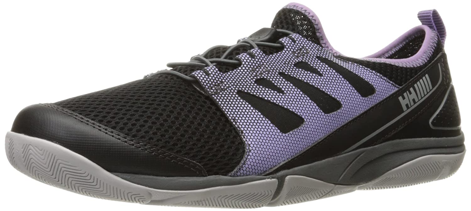 Helly Hansen Women's W Aquapace 2 Fashion Sneaker B01J7FZW9W 7 D US|Jet Black/Charcoal