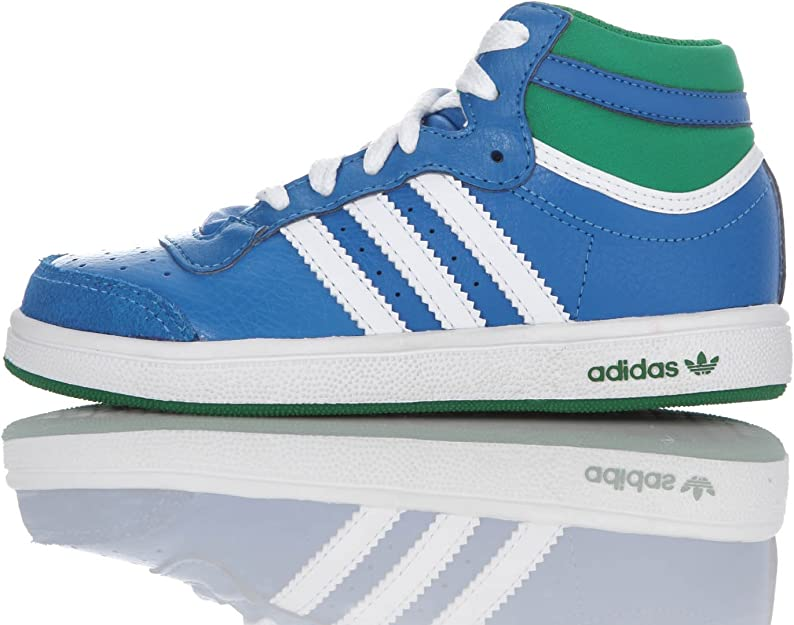 adidas TOPTEN HI I, Zapatillas Unisex Infantil, Multicolor (Blubir ...