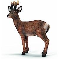 Schleich 14379 - Figura/ Miniatura Los Animales del Bosque, el venado