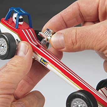 Amazon.com: Revell Pinewood Derby Officially Licensed Boy Scouts of ...