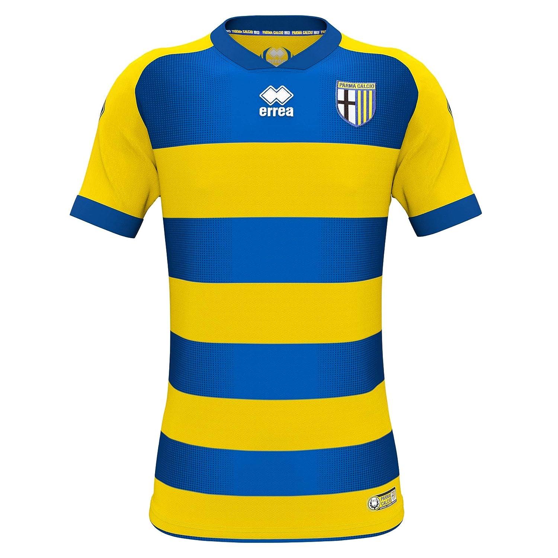 Errea 2018-2019 Parma Away Football Soccer T-Shirt Trikot