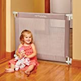 Amazon Com Safety 1st Wide Doorways Fabric Gate With