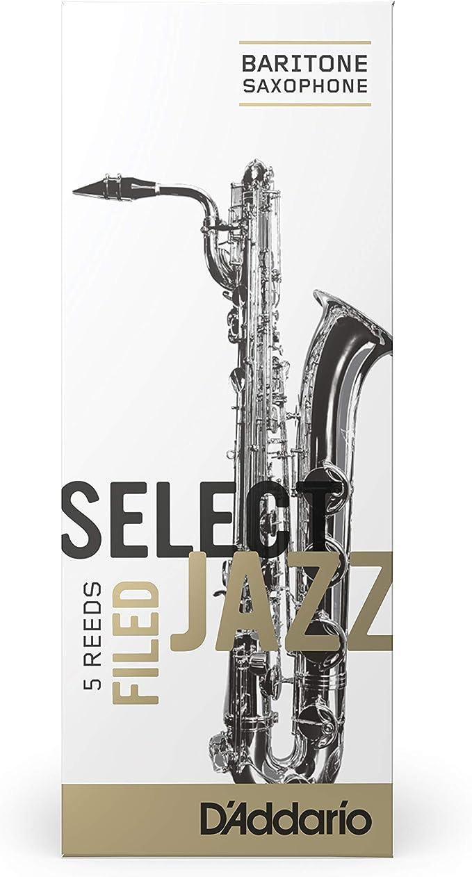 #116 Rico Bariton-Saxophon Starke 4 25st