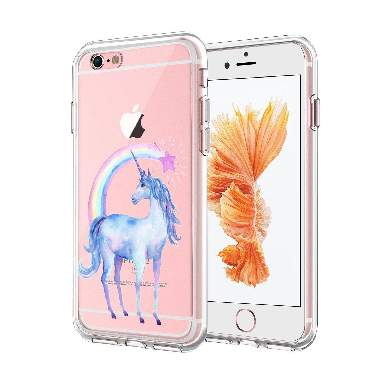 Amazoncom Unicorn Iphone 6 Plus 6s Plus 55 Inch Case Shockproof