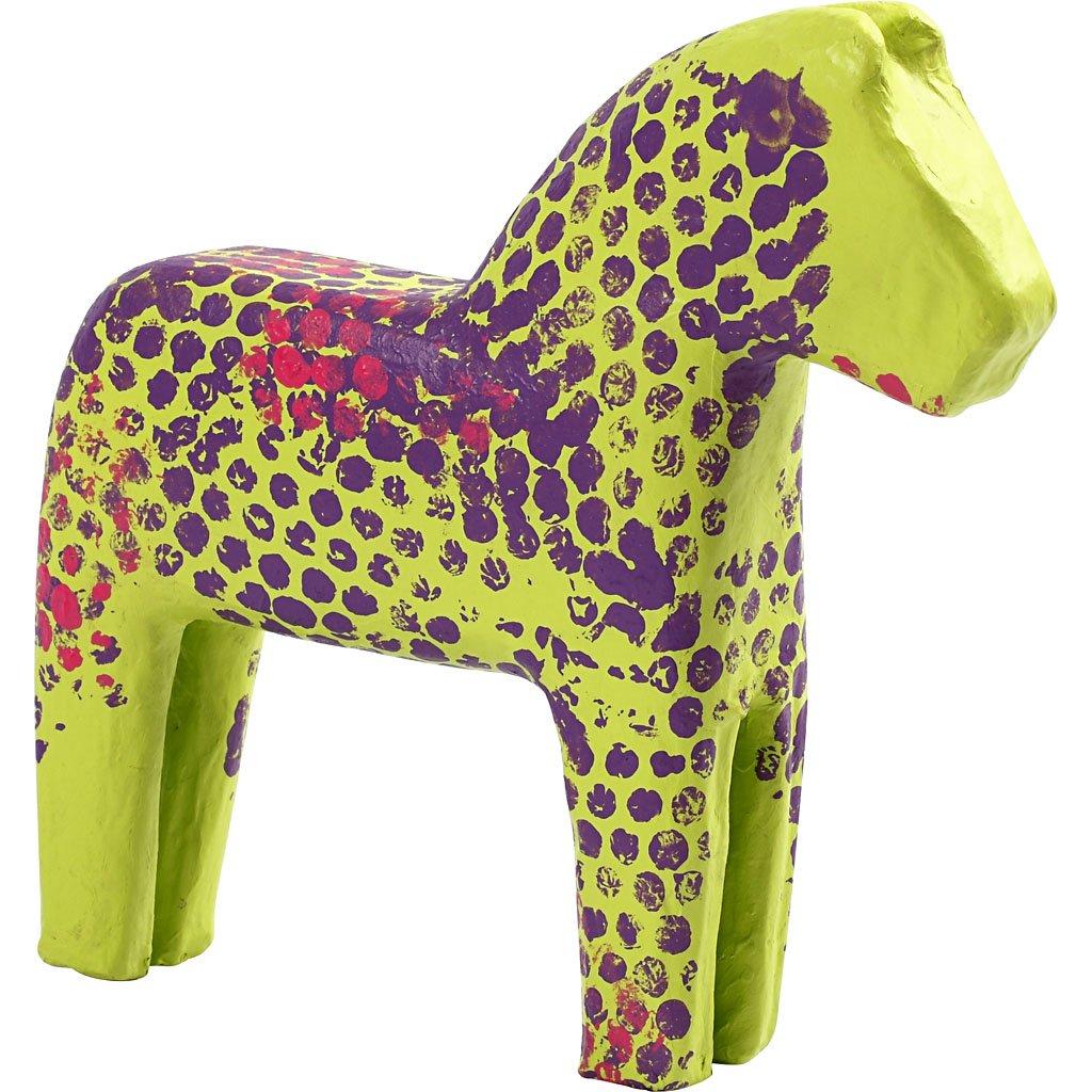 Creativ 24.5 cm Papier Mache Horse
