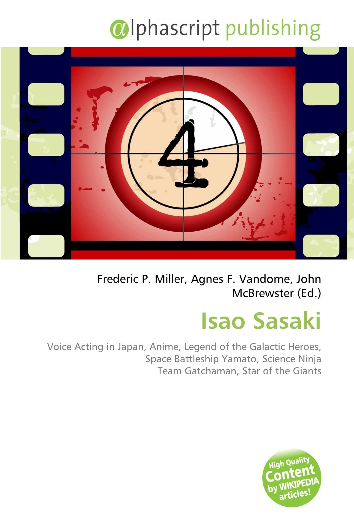 Isao Sasaki: Voice Acting in Japan, Anime, Legend of the ...