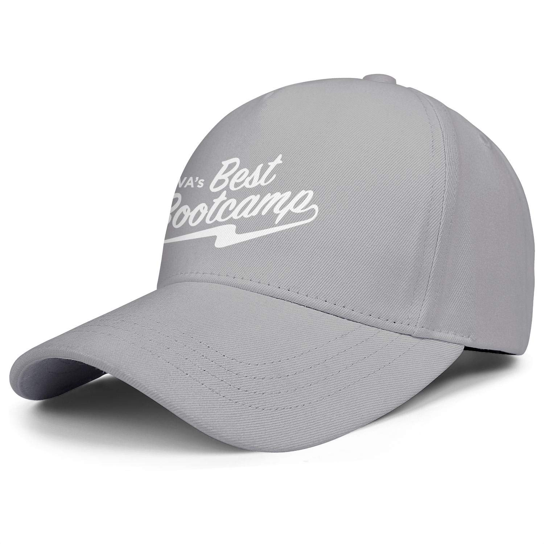 TylerLiu Baseball Cap Virginia RVAs Best Boot Camp Snapbacks Truker Hats Unisex Adjustable Fashion Cap