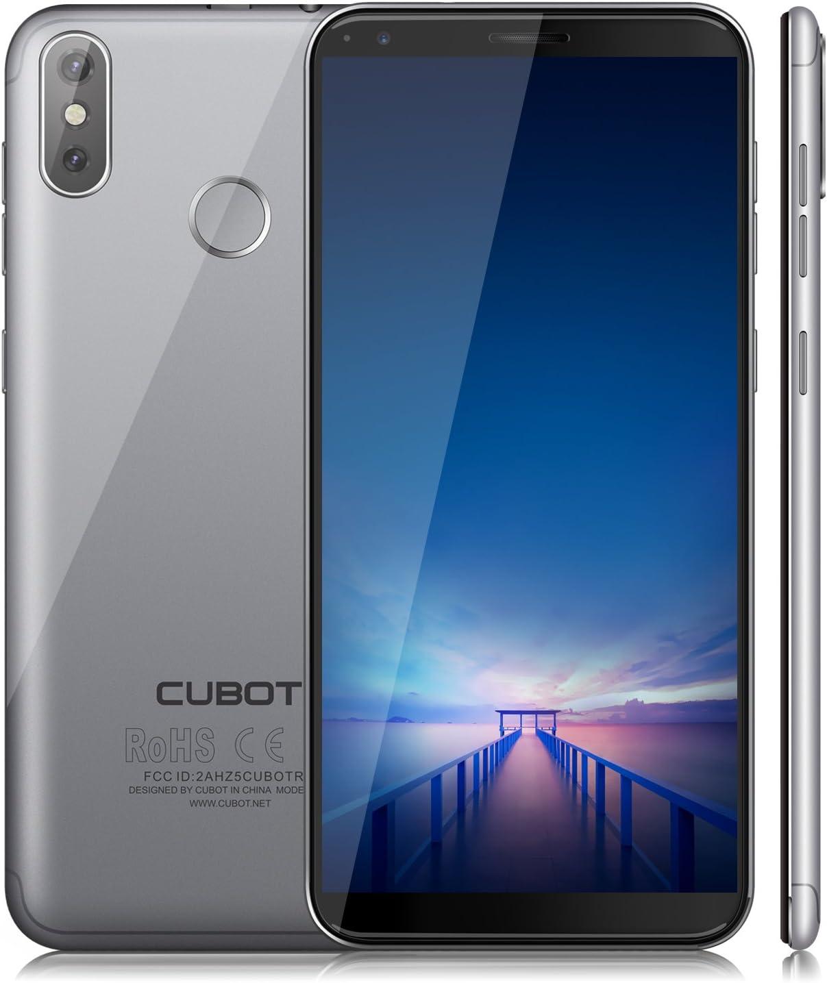 """CUBOT R11 5.5""""Huellas Dectilar Android 8.1 2GB+16GB MT6580 3G ..."""