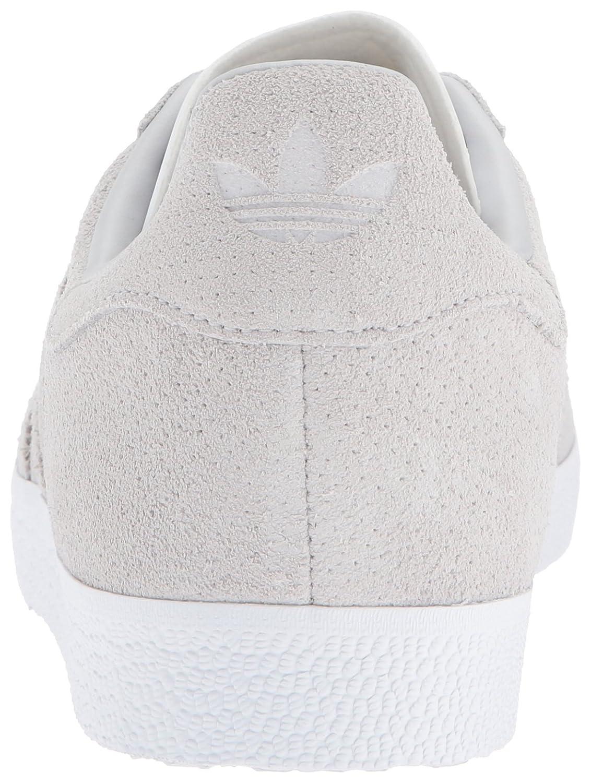 Adidas Originals Gazelle Turnschuhe,grau Turnschuhe,grau Turnschuhe,grau One grau One Metallic Gold,7.5 Medium US ae1a6e