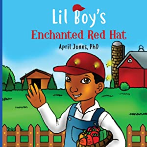 Lil' Boy's Enchanted Red Hat
