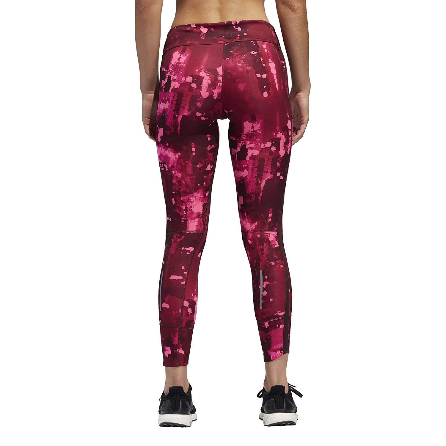 5856833065070d Amazon.com : adidas Running Response City Magnetism 7/8 Tights : Sports &  Outdoors