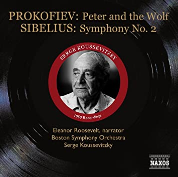 Peter and the Wolf; Symphony N