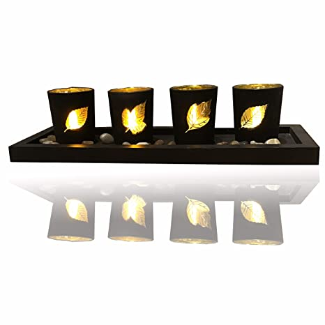 Decorative Glass Candle Holders.Candle Holders Glass Votive Candle Holders Candle Holders Centerpiece Set Of 4 Tea Light Votive Candle Holders For Dining