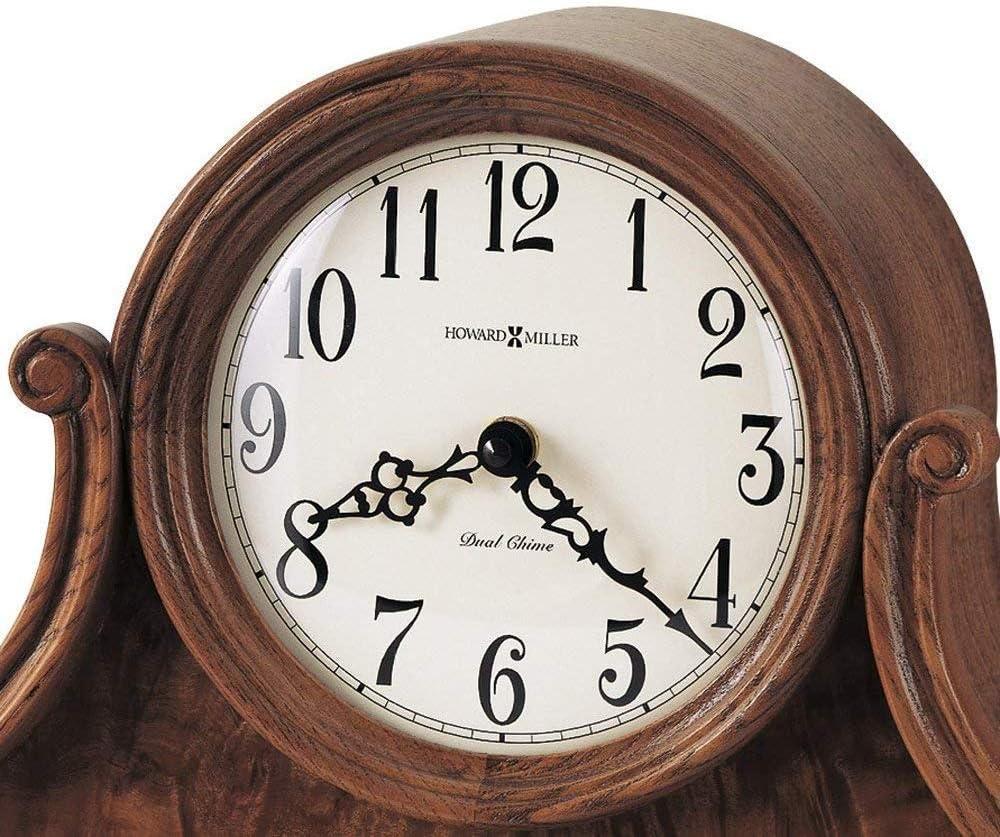 Yorkshire Oak 635113 Howard Miller 635-113 Anthony Mantel//Mantle//Shelf Clock