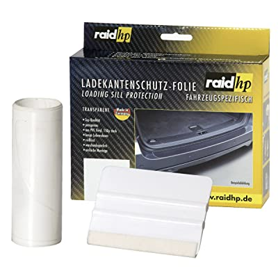 Raid HP Loading Sill Protection for Mercedes-Benz S Class W222 2013 – Onwards: Automotive