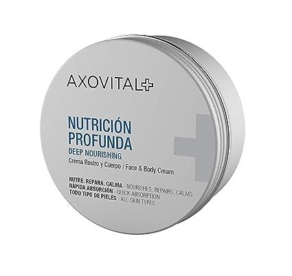 Axovital - Crema Hidratante 2 en 1 para Cara y Cuerpo - 150 ml.