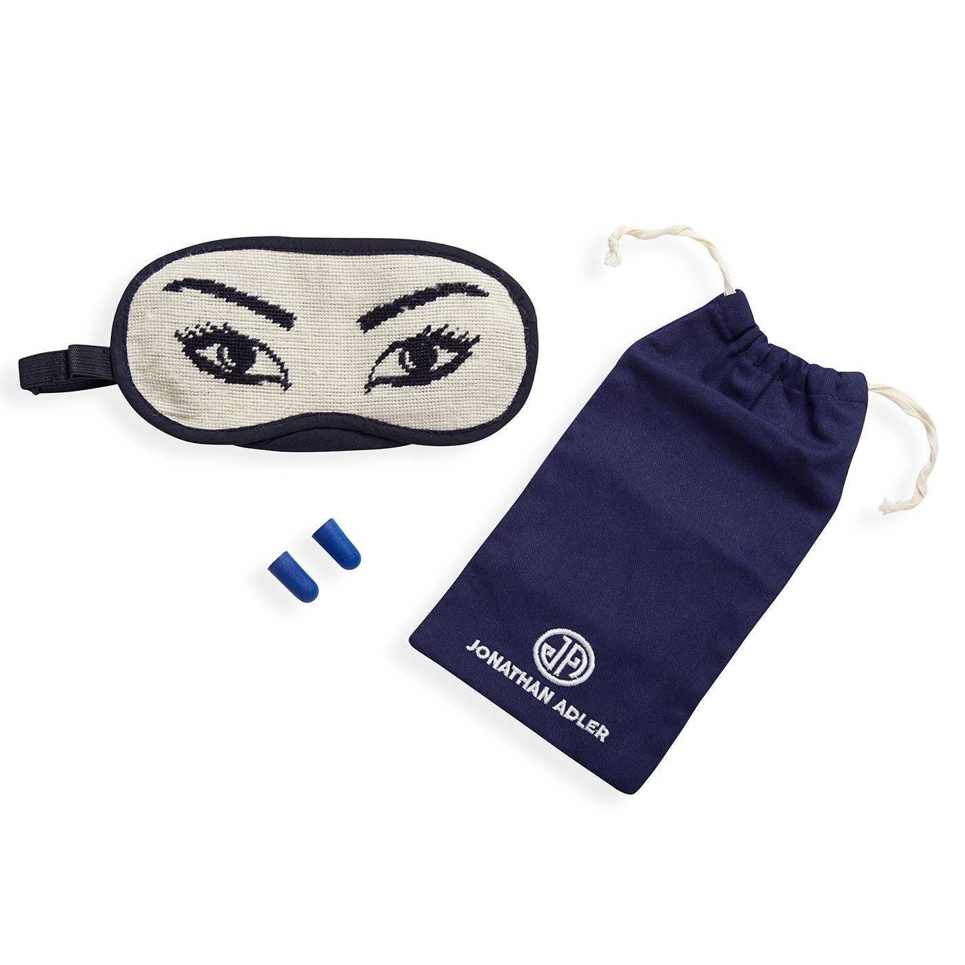 Jonathan Adler Women's Eyes Jet Set Travel Kit