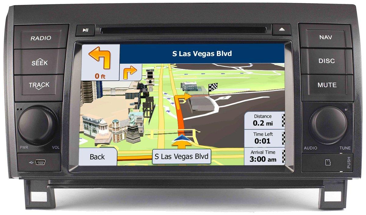2007 tundra navigation system