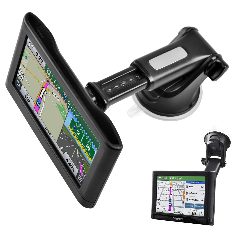 Car Windshield Suction Mount Clip Holder For Garmin Nuvi 2639 2639LMT GPS WMDC