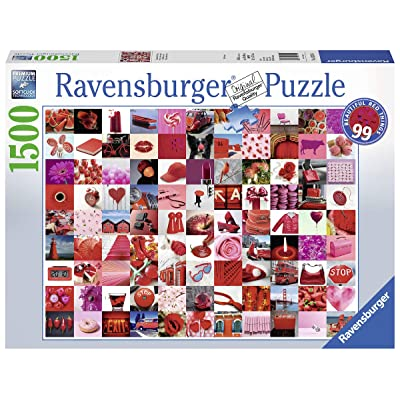 Ravensburger - Beautiful Garden 1500 Piece Jigsaw Puzzle, Multicoloured: Toys & Games