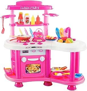 Spielzeug kuche rosa