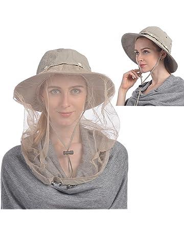 UShake Mosquito Head Net Hat 4cc0406bf842
