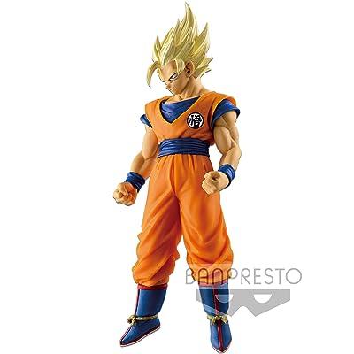 Banpresto Dragon Ball Super 6.7-Inch Super Saiyan 2 Goku Figure, SCultures Big Budoukai 6, Volume 2: Toys & Games