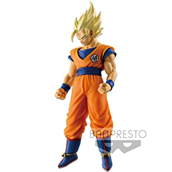 Banpresto - Dragon Ball - Super Saiyan 2 Goku (Bandai 34226 ...
