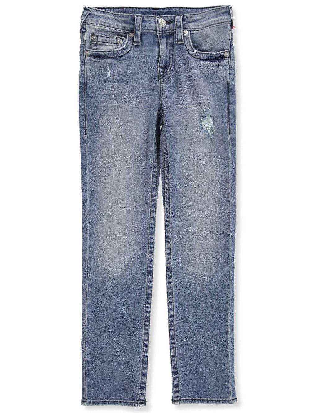 True Religion Big Boys' Jeans - Colors as Shown, 10