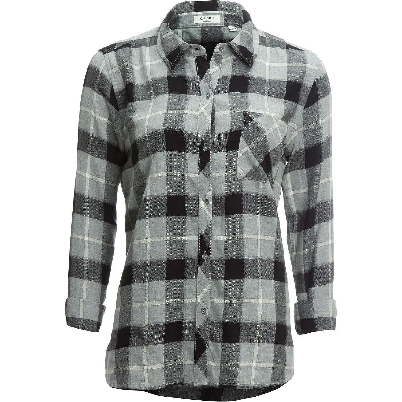 Dylan Cassidy Rayon Plaid 1 Pocket Shirt - Long-Sleeve - Women's