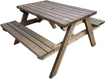 Fortem Premium - Style Pub traditionnel Bench - 1,8 m ...