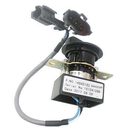 Amazon com: 14520398 VOE14520398 Selector Unit - SINOCMP Selector
