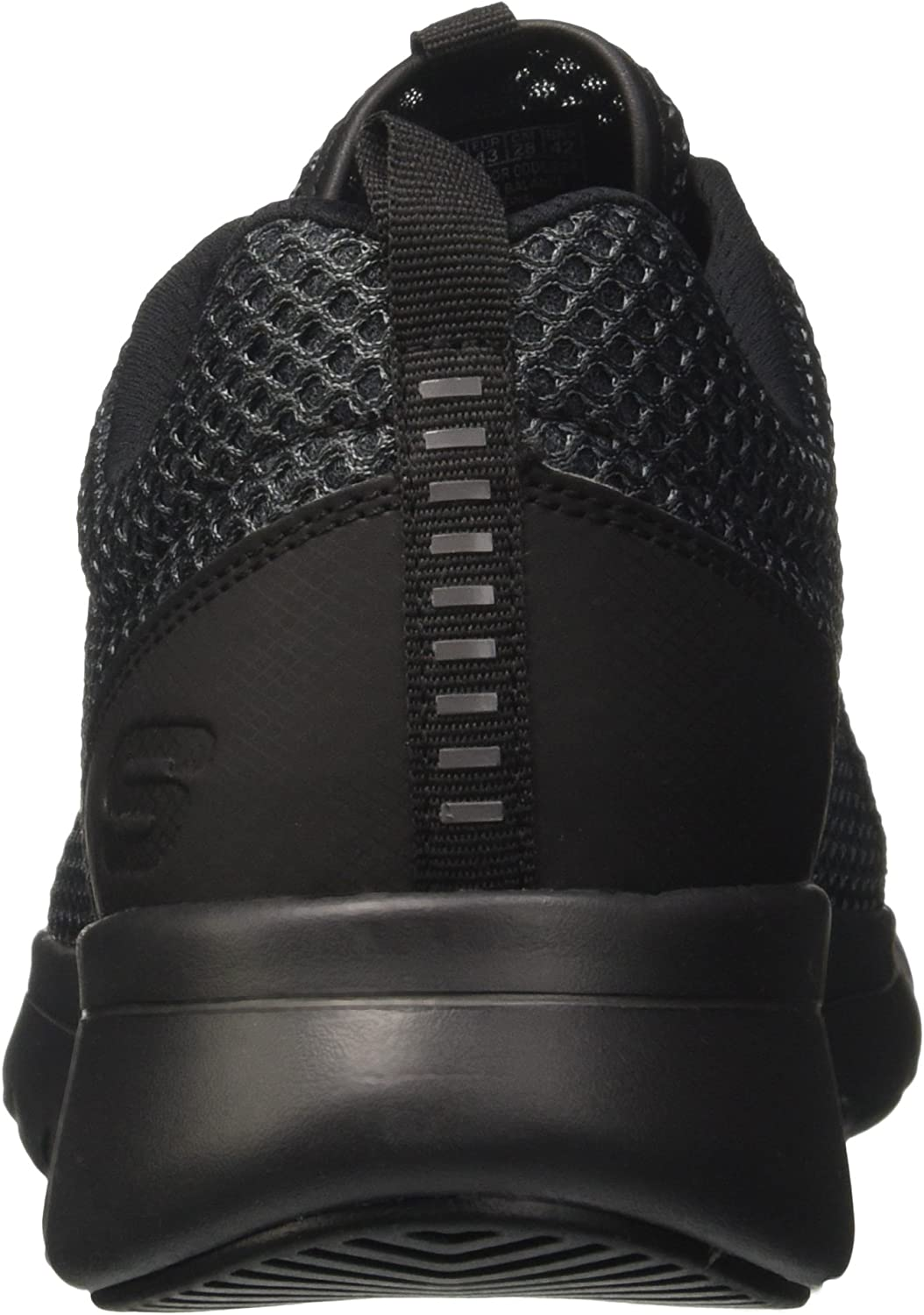 Skechers Marauder, Baskets Homme Noir Black