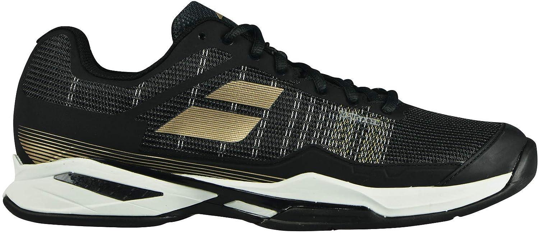 noir  Champain 42 EU Babolat - Jet Mach I Clay Hommes Chaussure de Tennis (Bleu)