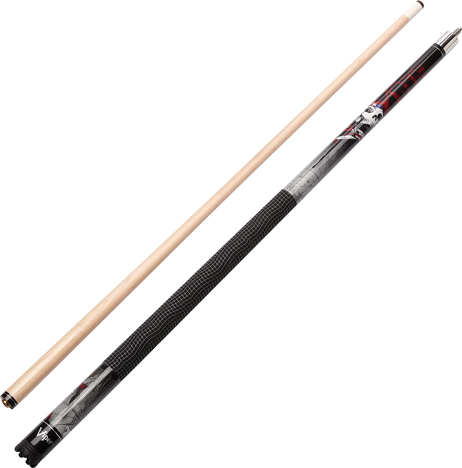 Viper Revolution 58 2-Piece Billiard/Pool Cue, Outlaw 50-0204-18-Parent