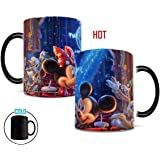 Disney - 90 Years of Mickey Anniversary – Thomas Kinkade – Color changing coffee tea cocoa mug – MorphingMugs Heat-Sensitive Mugs