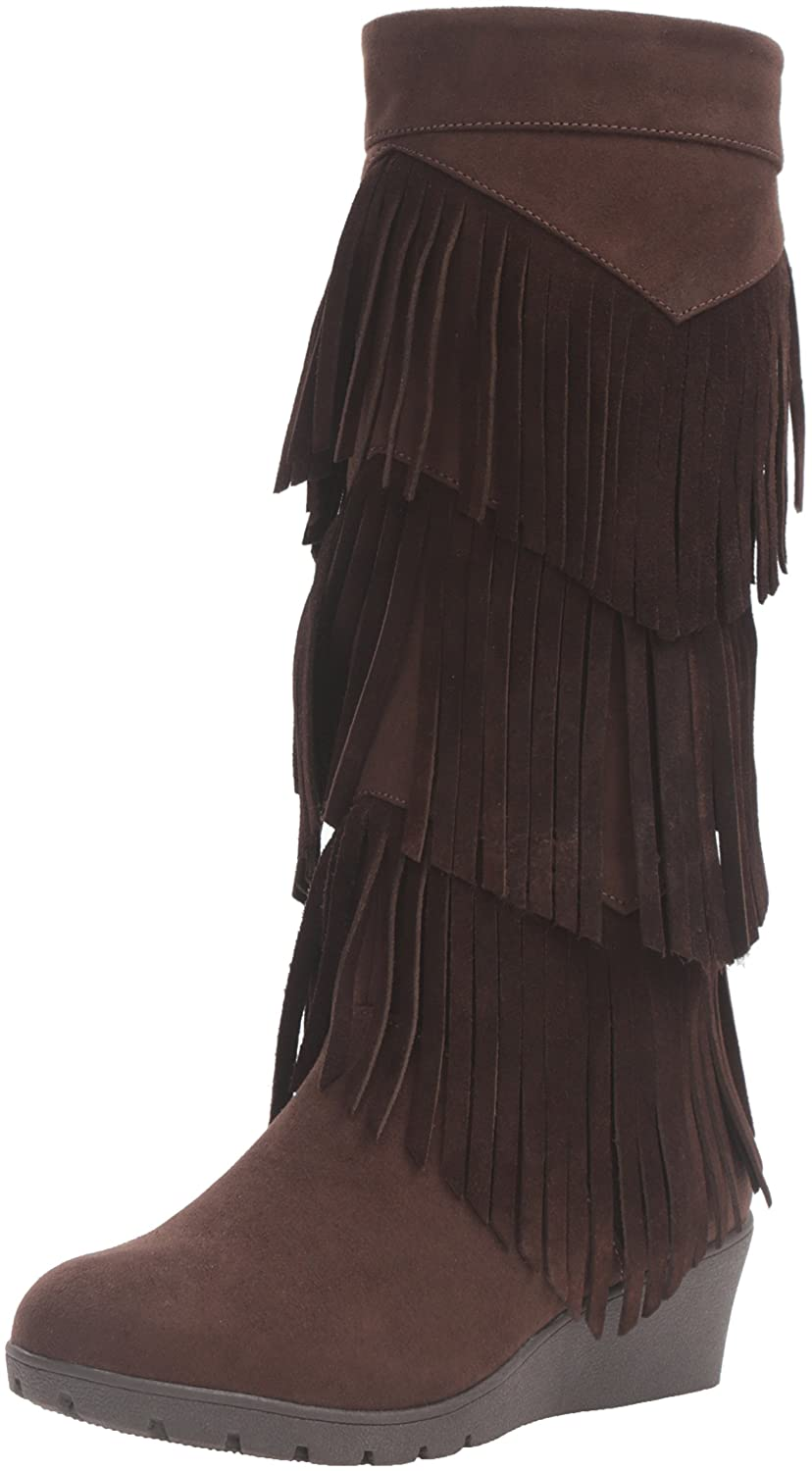 Kenneth Cole REACTION Simona Fringe-K Boot