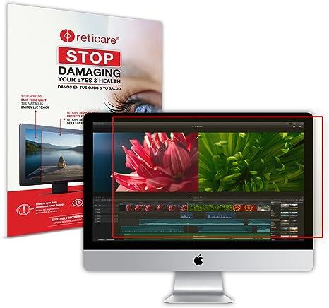 Reticare 352M-9601-B - Protector de Ojos Compatible con iMac de 27, Intensive: Amazon.es: Informática