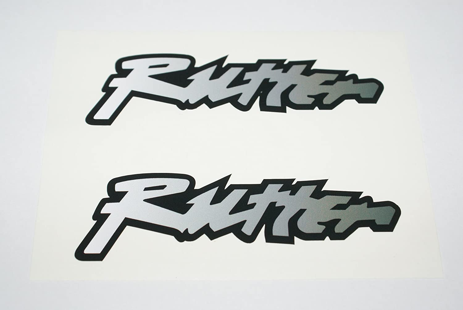 Rapro Graphics Michael Rutter Screen Stickers