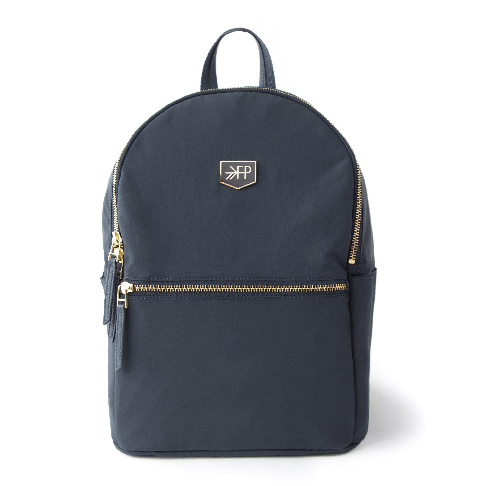 Freshly Picked City Pack Backpack Diaper Bag, Navy