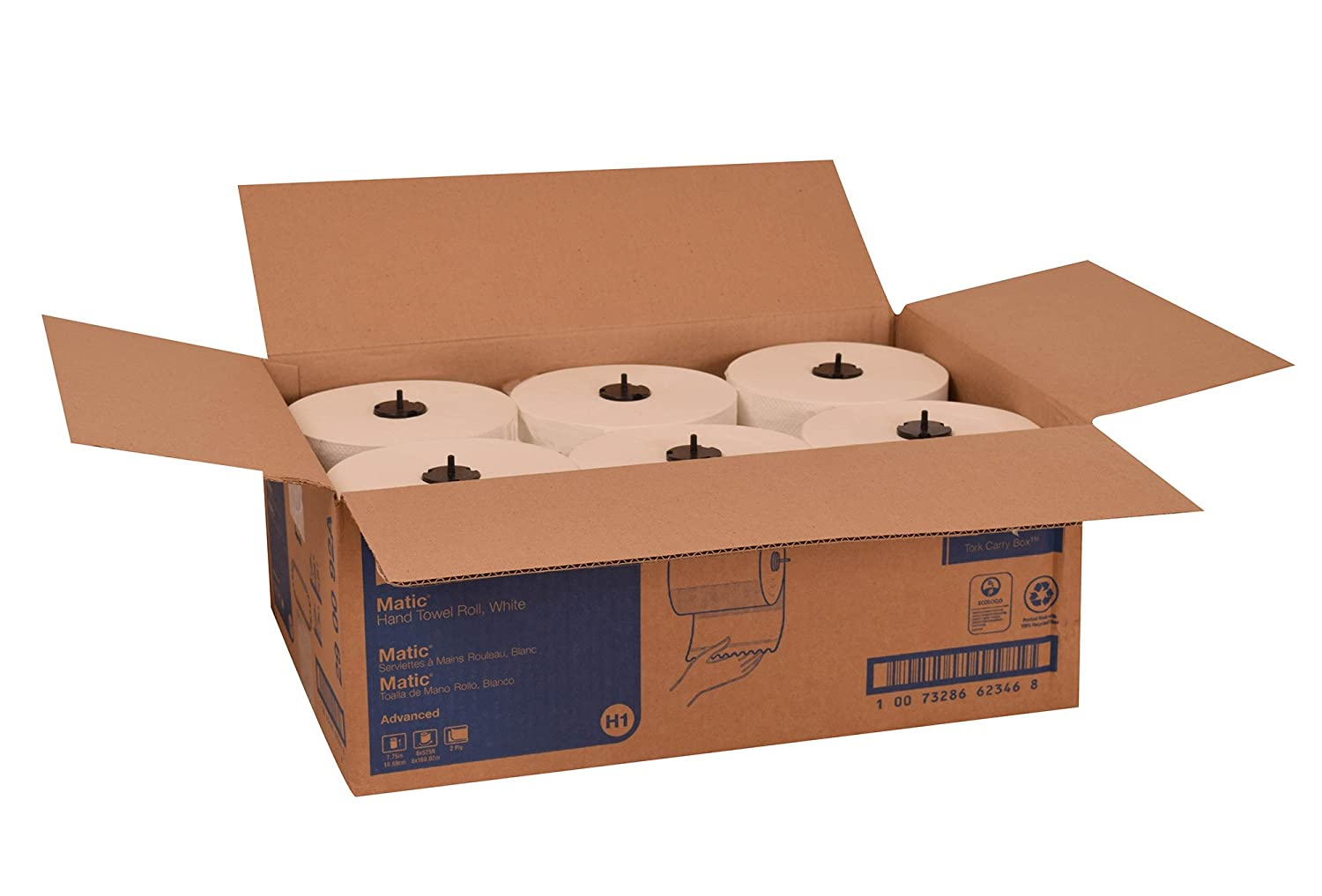 Hard-to-Find Fastener 014973525316 525316 Concrete-Screws-and-Bolts 100 Piece