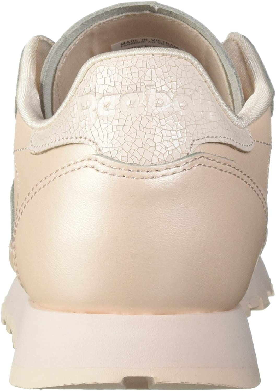 Reebok Classic Nylon, Sneakers Basses Homme Mid Pale Pink