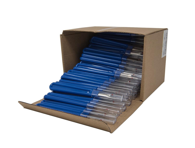 Dritz CW13 Bulk Package Deluxe Seam Ripper, 100-Pack, Blue Prym Consumer USA