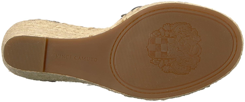 4d0c3335c23 Amazon.com  Vince Camuto Women s Leera Espadrille Wedge Sandal  Shoes