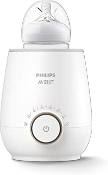 Oferta amazon: Philips Avent SCF358/00- Calienta biberones rápido, función de descongelación, calienta leche y recipientes de comida para bebés